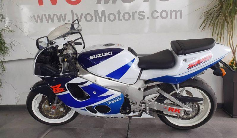 1998 Suzuki GSXR 750 – M4030 – 2900 лева - IvoMotors.com