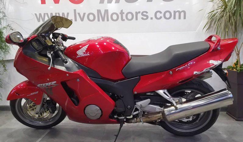 2002 Honda CBR 1100XX Super Blackbird – M4031 – 4600 лева - IvoMotors.com