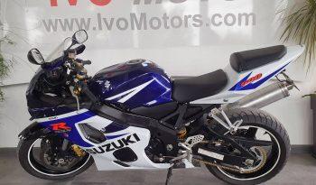 2005 Suzuki GSXR 600 – M4034 – 5750 лева - IvoMotors.com