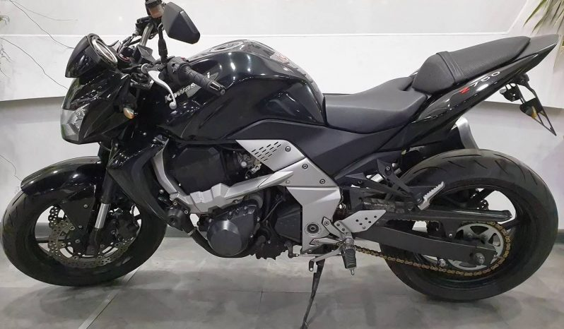 2011 Kawasaki Z750 25kw – M4038 – 6150 лева - IvoMotors.com