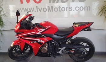 2018 Honda CBR 500R 35kw A2 – M4041 – 7900 лева - IvoMotors.com