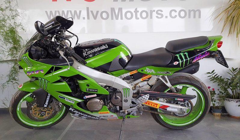 2001 Kawasaki ZX-6R Ninja – M4101 – 3400 лева - IvoMotors.com