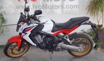2014 Honda CB 650F ABS – M4102 – 7200 лева - IvoMotors.com
