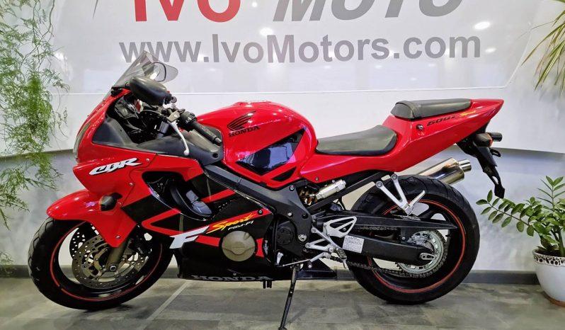 2001 Honda CBR 600F4 – M4105 – 5100 лева - IvoMotors.com