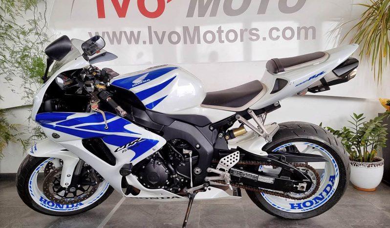 2004 Honda CBR 1000RR – M4124 –7300 лева - IvoMotors.com
