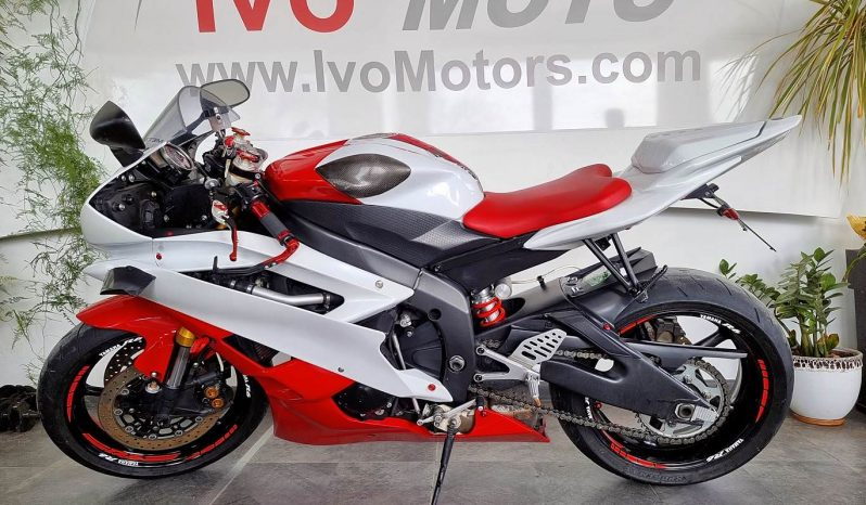 2007 Yamaha YZF-R6 – M4121 – 7200 лева - IvoMotors.com
