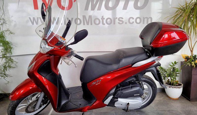 2013 Honda SH 150i – M4122 – 3100 лева - IvoMotors.com