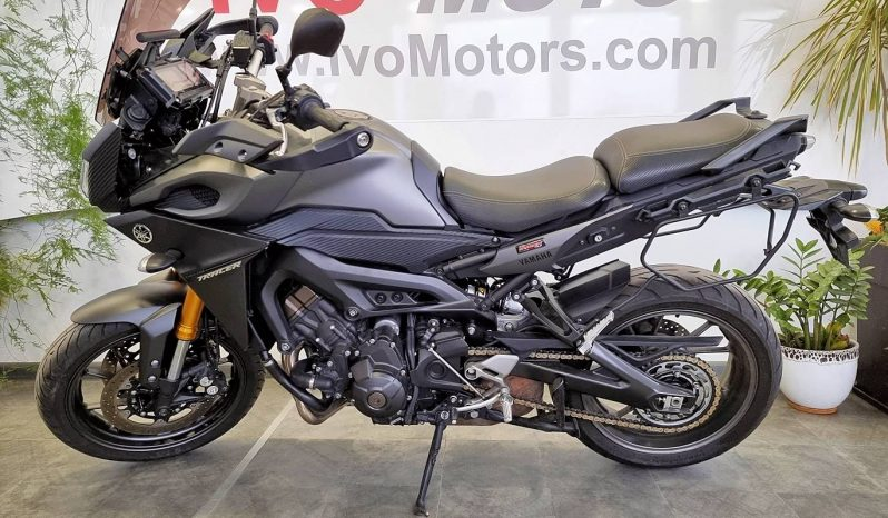 2015 Yamaha MT-09 Tracer – M4111 – 12800 лева - IvoMotors.com