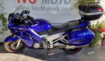 2001 Yamaha FJR 1300 – M4137 – 6600 лева - IvoMotors.com