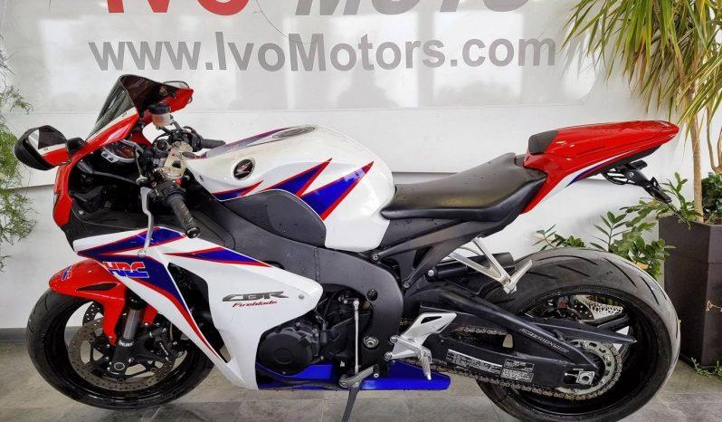 2010 Honda CBR 1000RR – M4143 –9800 лева - IvoMotors.com