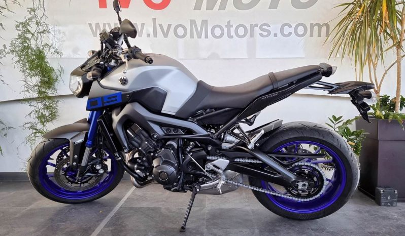 2016 Yamaha MT-09 ABS – M4132 – 9800 лева - IvoMotors.com