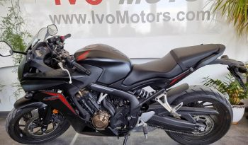 2018 Honda CBR 650F – M4135 – 9800 лева - IvoMotors.com