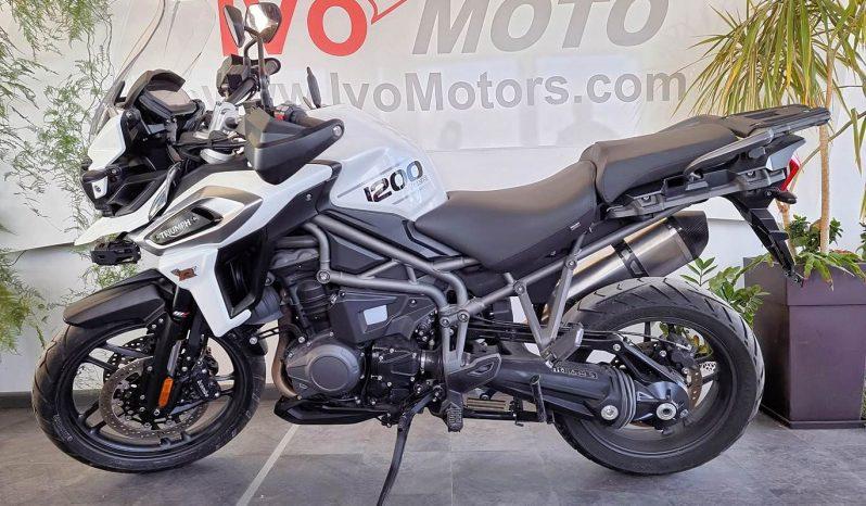 2018 Triumph Tiger 1200 Explorer XRT – M4128 – 20300 лева - IvoMotors.com