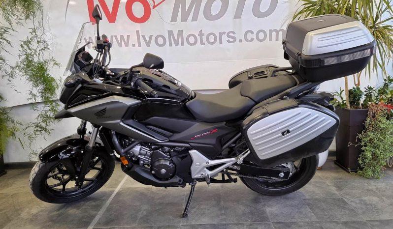 2020 Honda NC 750X DCT ABS – M4141 – 14200 лева - IvoMotors.com