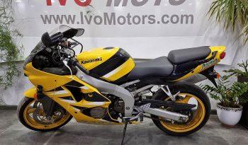 2001 Kawasaki ZX-6R Ninja – M4147 – 3950 лева - IvoMotors.com