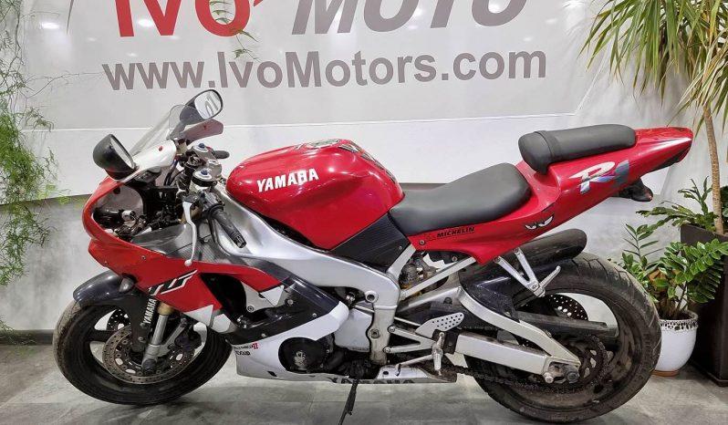 2001 Yamaha YZF-R1 – M4148 – 3500 лева - IvoMotors.com
