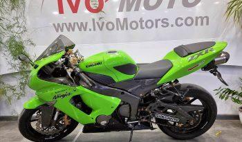 2005 Kawasaki ZX-6R Ninja – M4150 – 6950 лева - IvoMotors.com