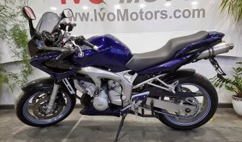 2005 Yamaha Fazer 600 – M4151 – 4400 лева - IvoMotors.com