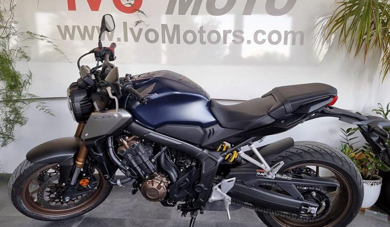 2020 Honda CB 650 ABS – M4156 – 12900 лева - IvoMotors.com