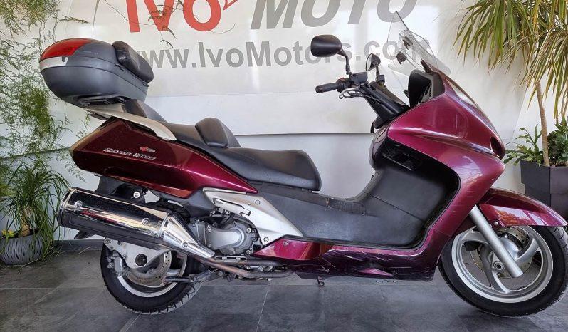 2001 Honda SW-T 600 Silver Wing – M4172 – 2500 лева - IvoMotors.com