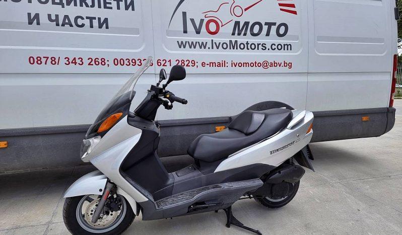 2002  Suzuki Burgman 150 – M4160 – 1200 лева - IvoMotors.com