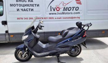 2003  Suzuki Burgman 400 – M4162 – 1500 лева - IvoMotors.com