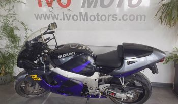 1998 Suzuki GSXR 600 35kw A2 – M4190 – 3600 лева - IvoMotors.com