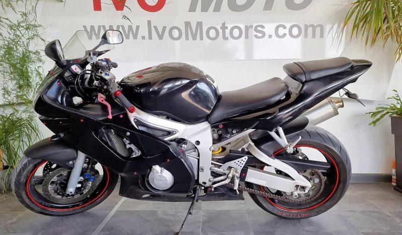 2002 Yamaha YZF-R6 35kw A2 – M4187 – 4100 лева - IvoMotors.com