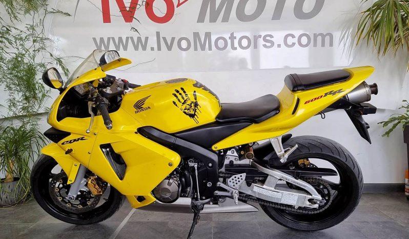 2003 Honda CBR 600RR – M4177 – 5800 лева - IvoMotors.com