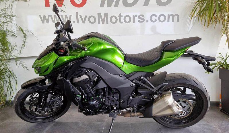 2014 Kawasaki Z1000 ABS – M4184 – 13700 лева - IvoMotors.com