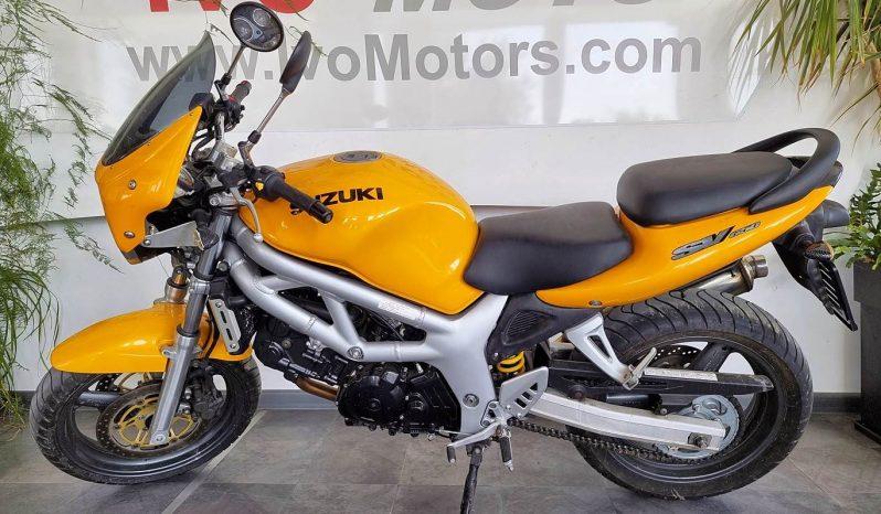 2000 Suzuki SV 650 – M4196 – 2600 лева - IvoMotors.com