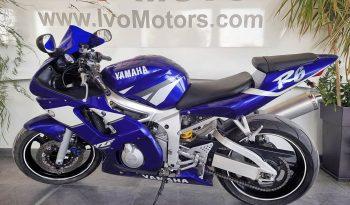 2001 Yamaha YZF-R6 35kw A2 – M4197 – 4600 лева - IvoMotors.com