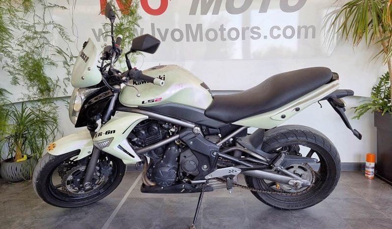 2009 Kawasaki ER-6N – M4205 – 4400 лева - IvoMotors.com