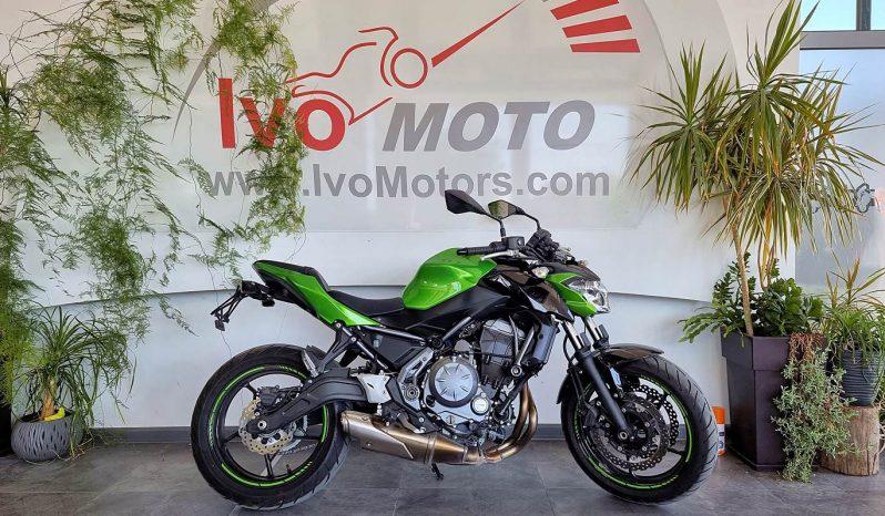 2017 Kawasaki Z650 35kw A2 ABS – M4206 – 8300 лева - IvoMotors.com