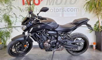 2019 Yamaha MT-07 35kw A2 – M4207 – 9700 лева - IvoMotors.com
