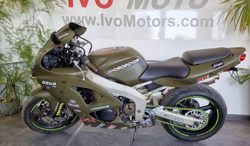 2002 Kawasaki ZX-6R Ninja 35kw A2 – M4210 – 4800 лева - IvoMotors.com